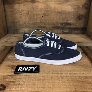 Keds Canvas Sneaker Navy
